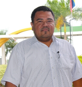JORGE ARMANDO DÍAZ MARRIAGA